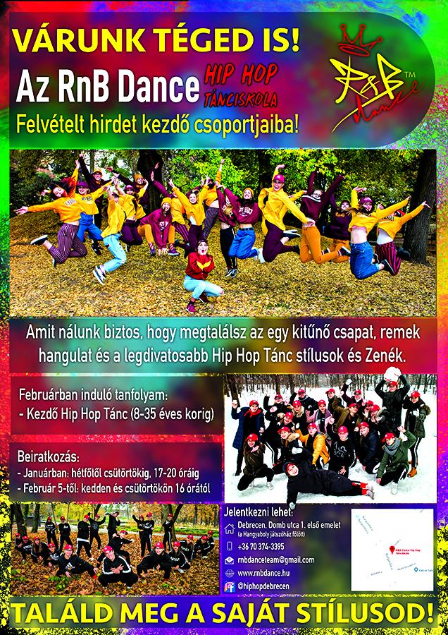Plakát2019.rnb.9x6.hip.hop.dance.tánc.debrecen1